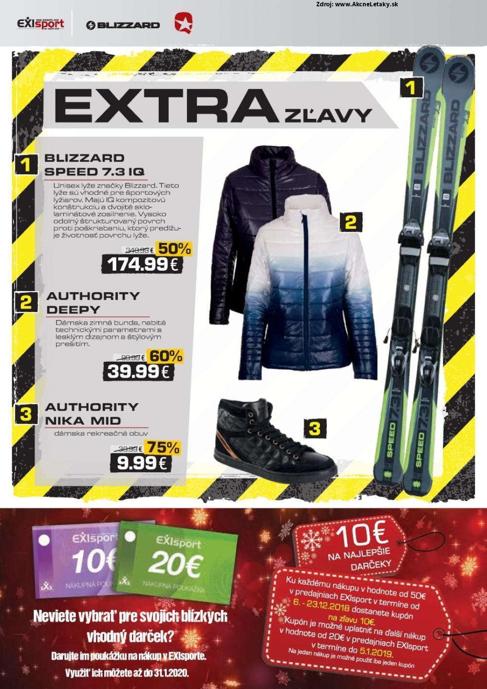 Leták EXIsport - strana 12