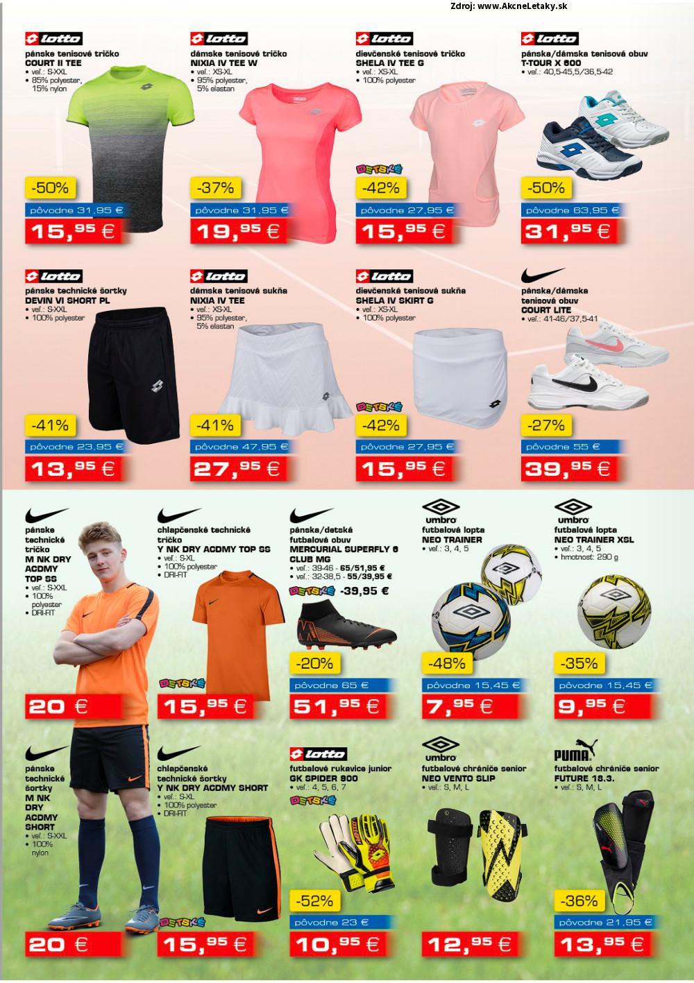 5562ee20ad Sportisimo leták - strana 6