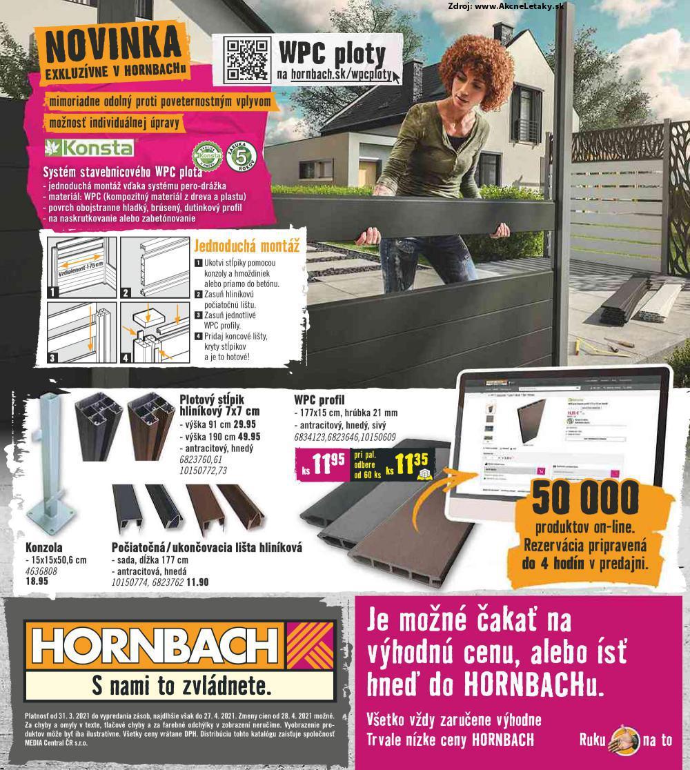 Leták HORNBACH - strana 32
