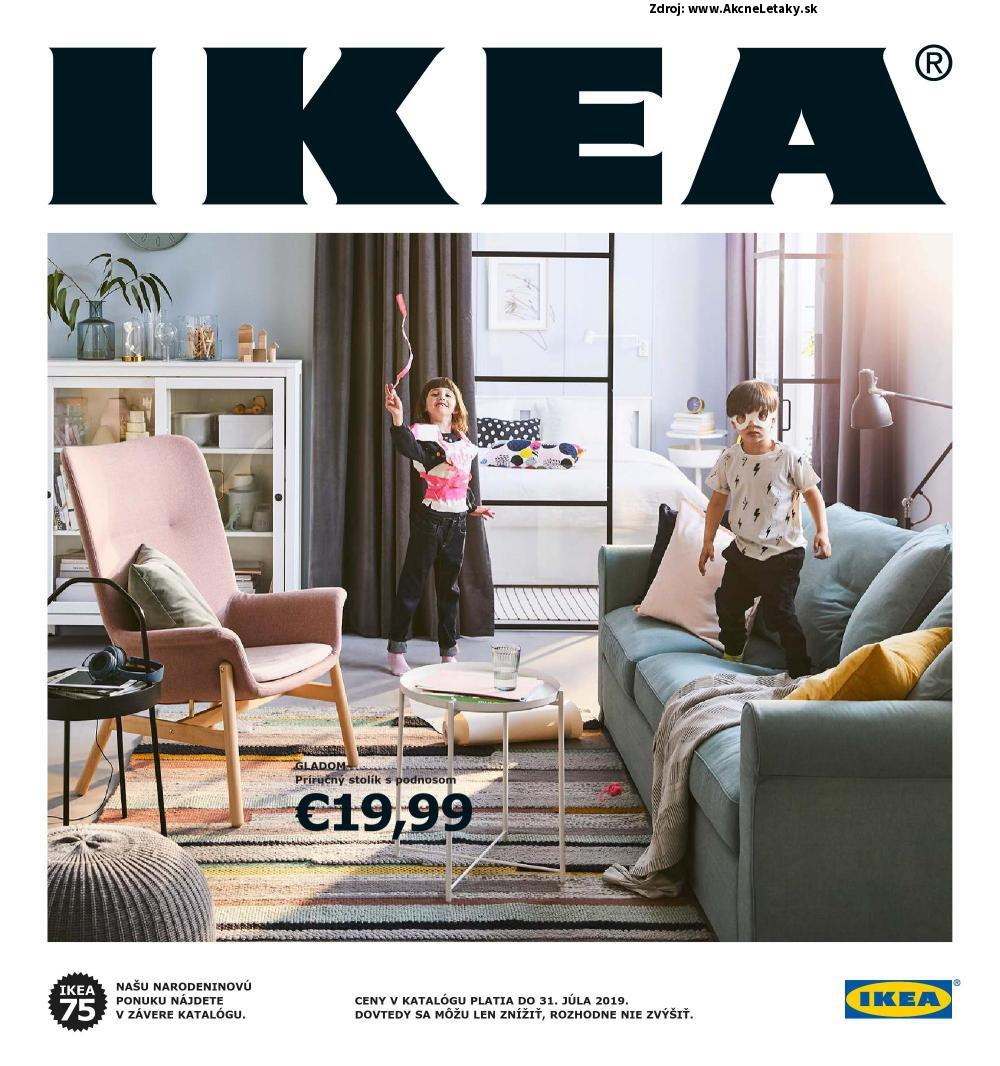 Leták Ikea - strana 1
