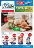 Akčné letáky Milk-Agro